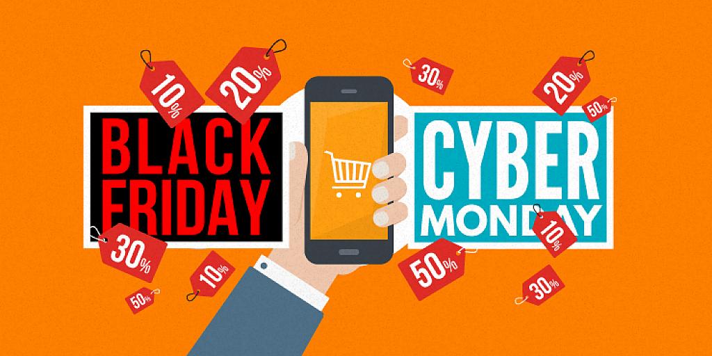Nuevos templates para BlackFriday y Cyber Monday