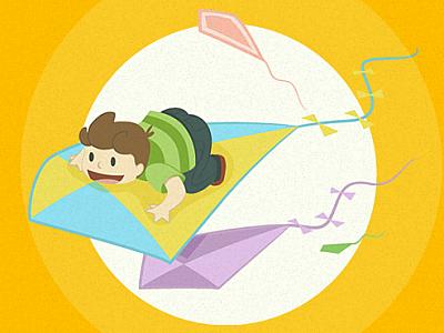 Templates responsivos festivos: Día del niño!
